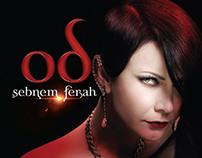 Sebnem Ferah-Od 2013 AlbumCoverDesign