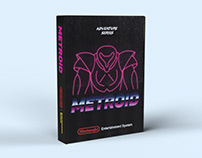 Metroid NES Redesign