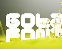 GOTA free font
