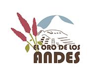 Logo Design: El Oro de los Andes