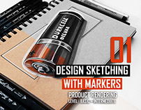 Marker Rendering & Sketching Video