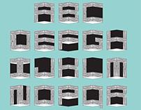 Font Design: The 'Pavilion' font