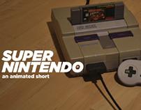 Super Nintendo: An Animated Short