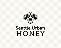 Seattle Urban Honey Brand Identity