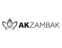 Ak Zambak Logo Design