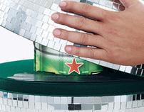 Heineken Mirror Globe