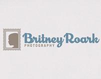 Britney Roark Photography Logo