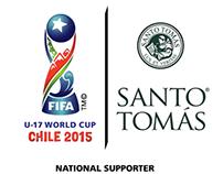 Santo Tomás: XVI Mundial Sub 17 de la FIFA, Chile