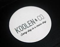 Koolen & Co. Branding
