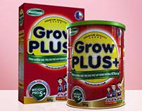 GrowPLUS+ Milk