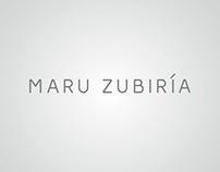 Maru Zubiría
