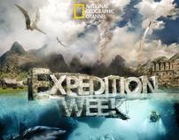 NAT GEO - expedition week