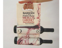 """Barkan"" Wine Packaging"