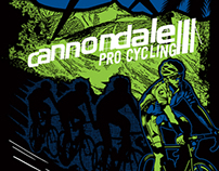 Cannondale Pro Cycling Hollywood Movie Prints
