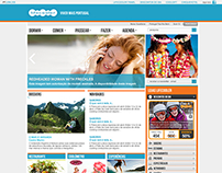 Lifecooler.pt / Web Design