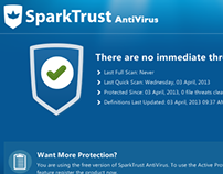 SparkTrust AntiVirus