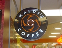 Kaldi's Coffee Grocery Prototype