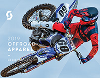 Scott Sports | 2019 Offroad Apparel