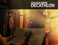 Decathlon - College Work (2009)