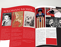 Koloman Moser spread