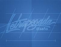 Logo Letrapegada Diseño
