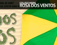 Auto Posto Rosa dos Ventos - College Work (2009)