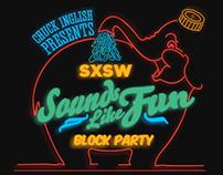 SLF x SXSW - Car Wash Block Party