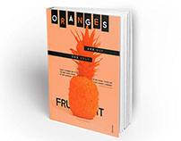 Oranges are not the only fruit - Cover Design