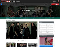 TeamRock - TeamRock Unsigned