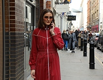 Street Style (London Fashion Week AW18) II