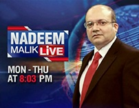 Nadeem Malik Live - Anchor's Relaunch Campaign - 2017