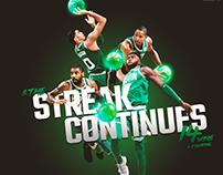 NBA on TNT Hero Graphics