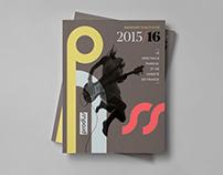 Prodiss— Rapport d'activité 2015/2016
