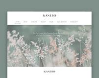 Kanebo Web Design