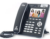 SIS Video Phone UI