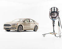Ford - 2017 Ford Fusion Energi Platinum