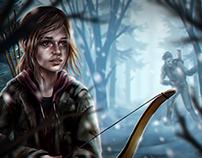 The Last of Us - Fan Art Fifteenth