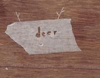 Deer - Book