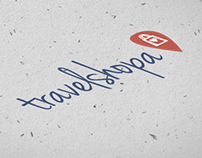 Travelshopa Web + Logo + UI/UX Design