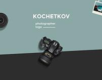 Kochetkov Photographer Logo & Branding