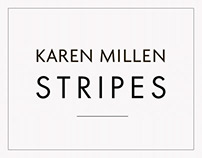 KAREN MILLEN - STRIPES