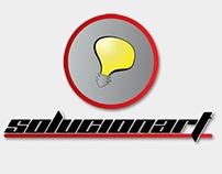 [Logo] Estudo Logomarca Solucionart