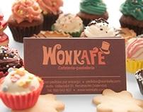 Wonkafé Cafetería-Pastelería