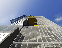 Office Tower  (Student Project)