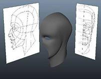 [3D] Introdução - Modelagem de Cabeça