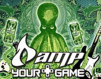 Amp - National Gaming Tour