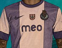FC Porto   Panel for Store (Vintage Card Style)