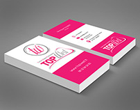 TOP West | Business Card