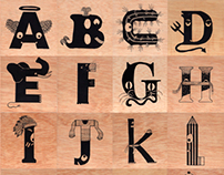 All Alphabet in catalan
