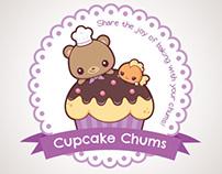 Cupcake Chums Branding